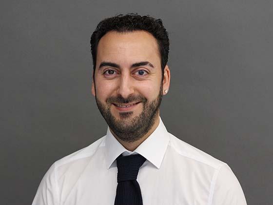 Berater Flottenfahrzeuge Firmenkunden Dario Testagrossa