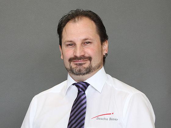 Berater Flottenfahrzeuge Firmenkunden Sascha Buser