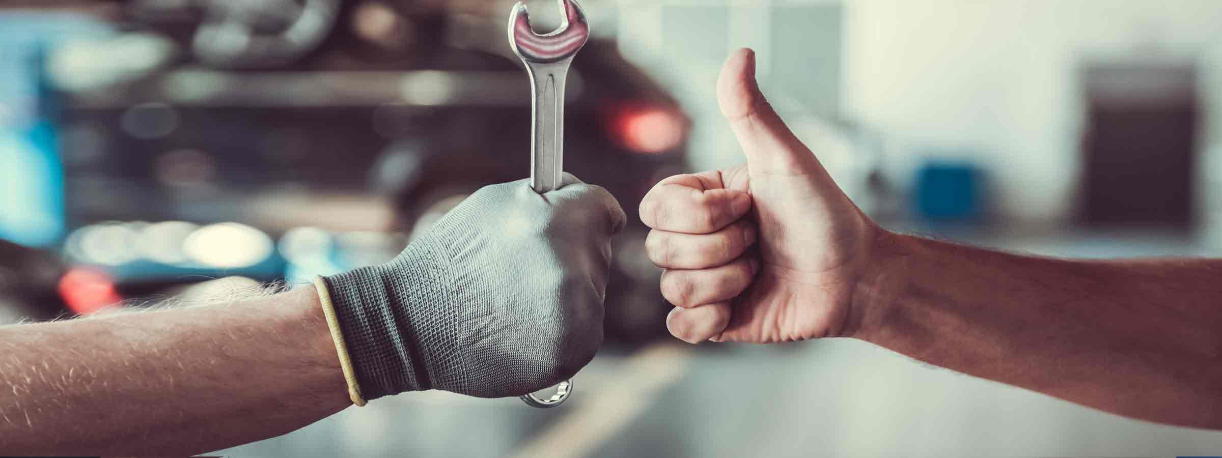 Automobilbranche - Offene Stellen / Jobs bei der Garage Galliker