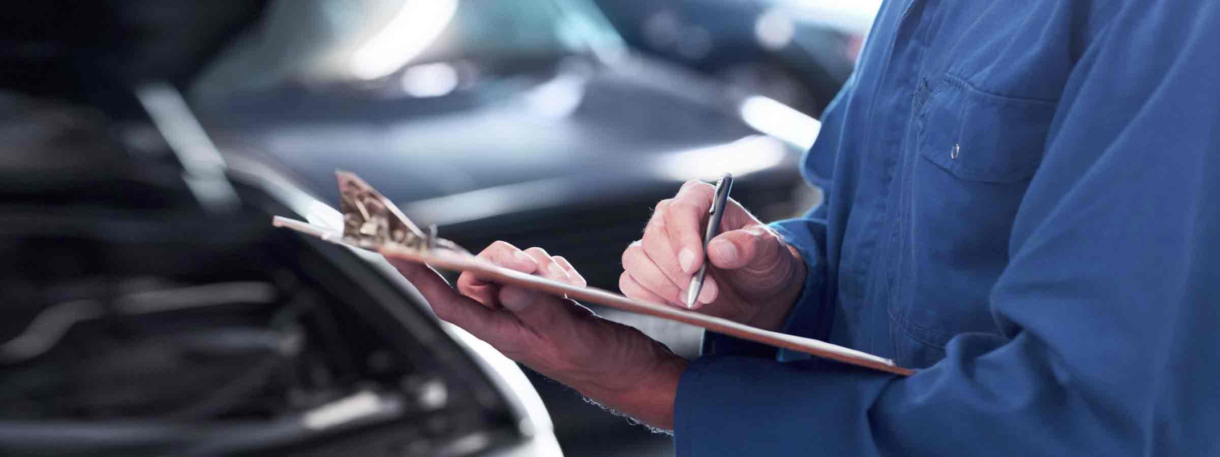 Autogarage Service und Werkstatt Termin finden