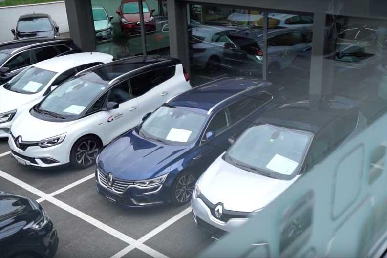 Fahrzeugsuche Neuwagen und Occasionen - Garage Galliker AG Ebikon Luzern