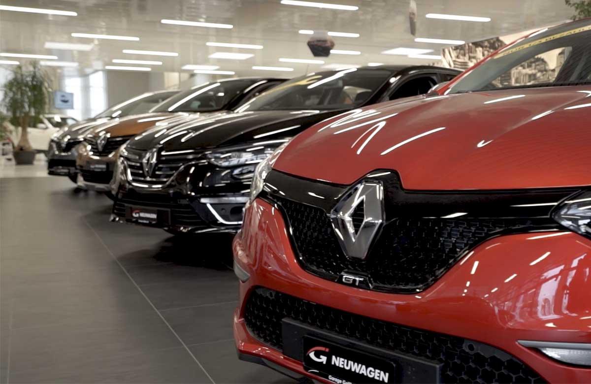 Fahrzeugsuche Neuwagen und Occasionen - Garage Galliker AG Bern