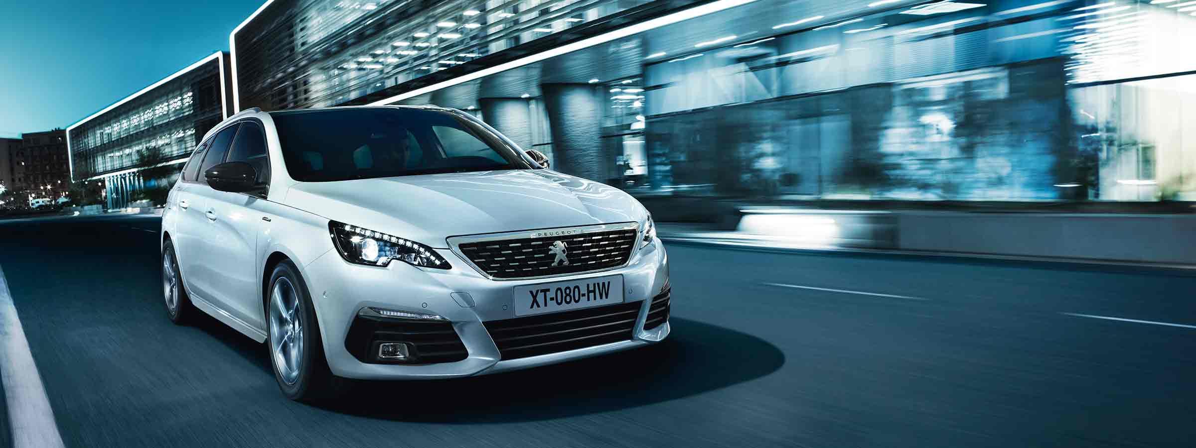 Peugeot Probefahrt Leasing Verkauf