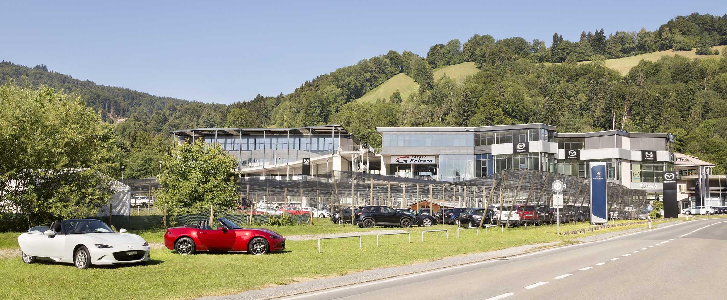 Garage Bolzern Kriens-Obernau Luzern