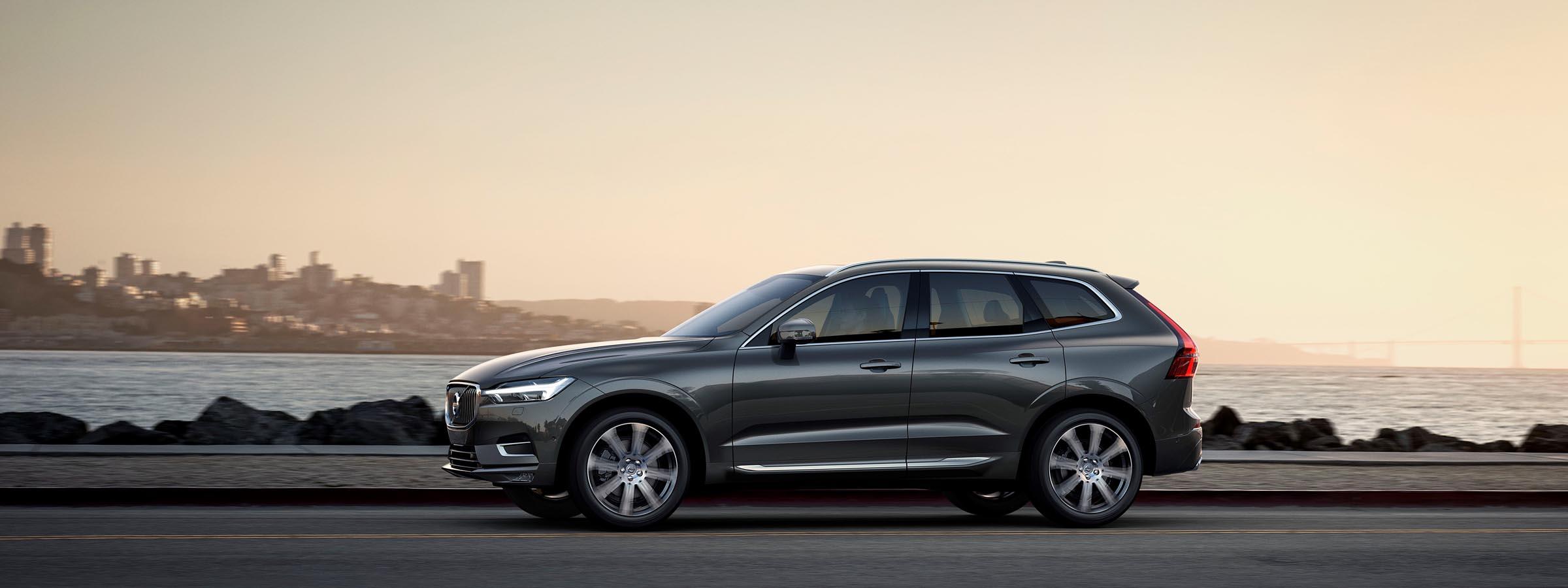 Volvo XC60 - Auto kaufen - Garage Galliker Gruppe