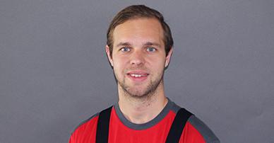 Lars Unternährer - Stv. Leitung Werkstatt / Leitung Ersatzteillager