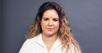 Nadine Krysch - Administration / Büro