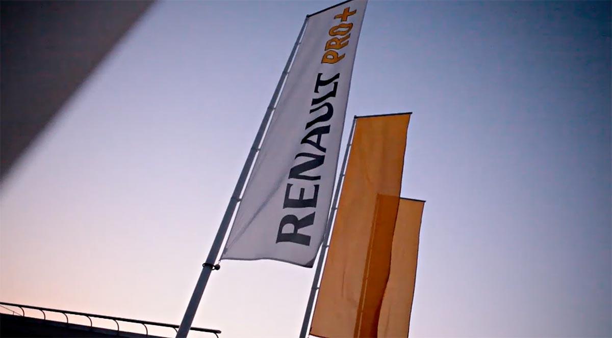 YouTube Carplanet Garage Galliker Renault Pro+ Profi Nutzfahrzeuge Garage Galliker Firmenkunden
