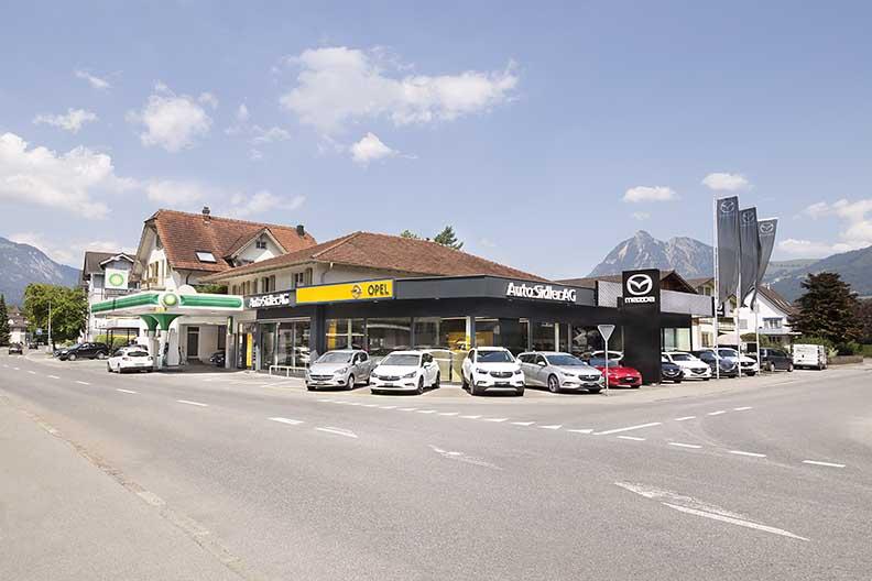 Imagefilm - Portrait Auto Sidler AG Sarnen Obwalden