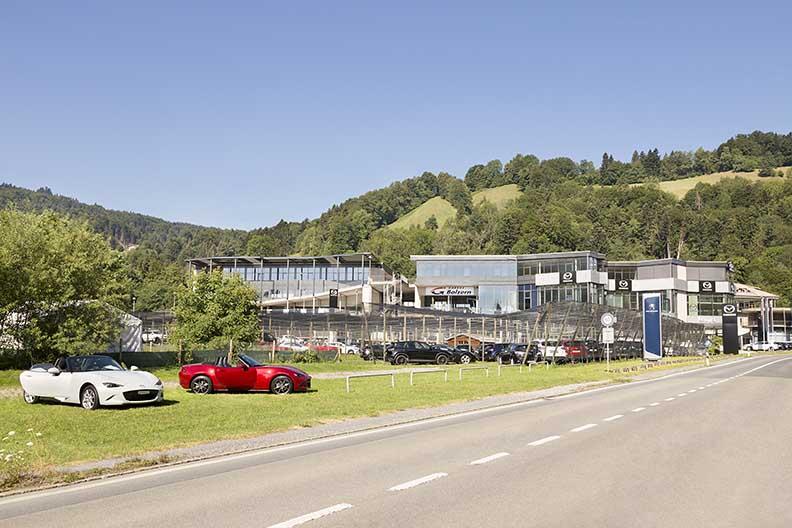 Imagefilm - Portrait Garage Bolzern AG Kriens-Obernau Luzern